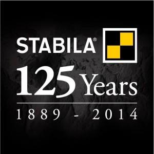 Stabila 125 siyah logo