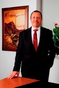 Polisan Holding CEO'su Erol Mizrahi