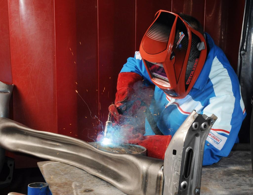 Citoluxe advance 3000 or 4000 -  LCD welding mask - helmet - W000335132 - W000335133